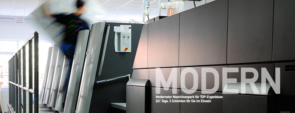 Banner Maschine